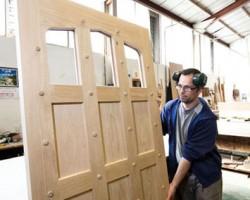 Bespoke Oak Doors | Bespoke Timber Interior & Exterior Doors