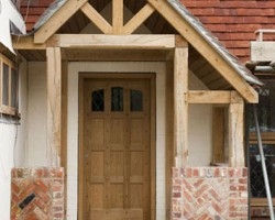 Bespoke Oak Doors | Bespoke Timber Interior & Exterior Doors