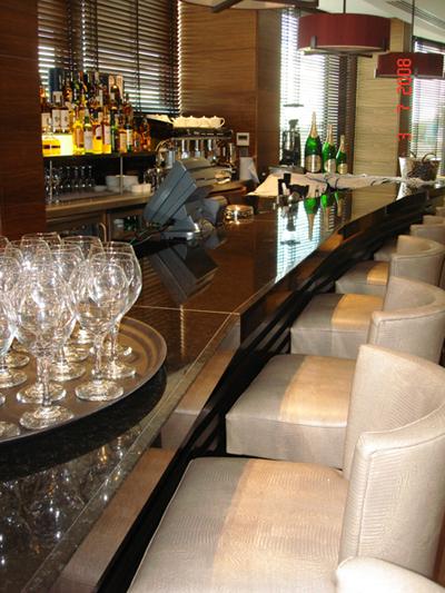 Bar - JMS - Bespoke Joinery Specialists