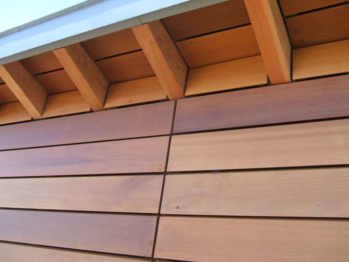Cladding – JMS – Bespoke Joinery Specialists