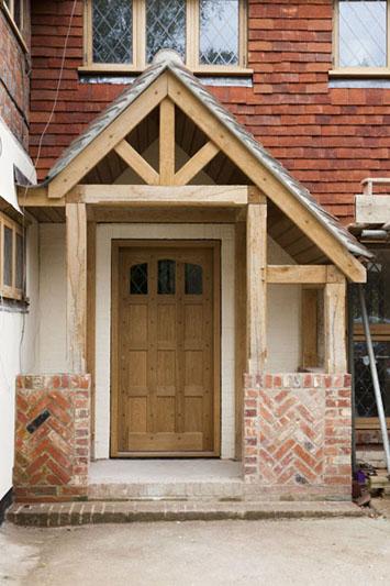 Bespoke Doors Jms Oak Front Doors