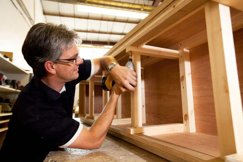 The JMS Factory - Bespoke Joinery Specialists