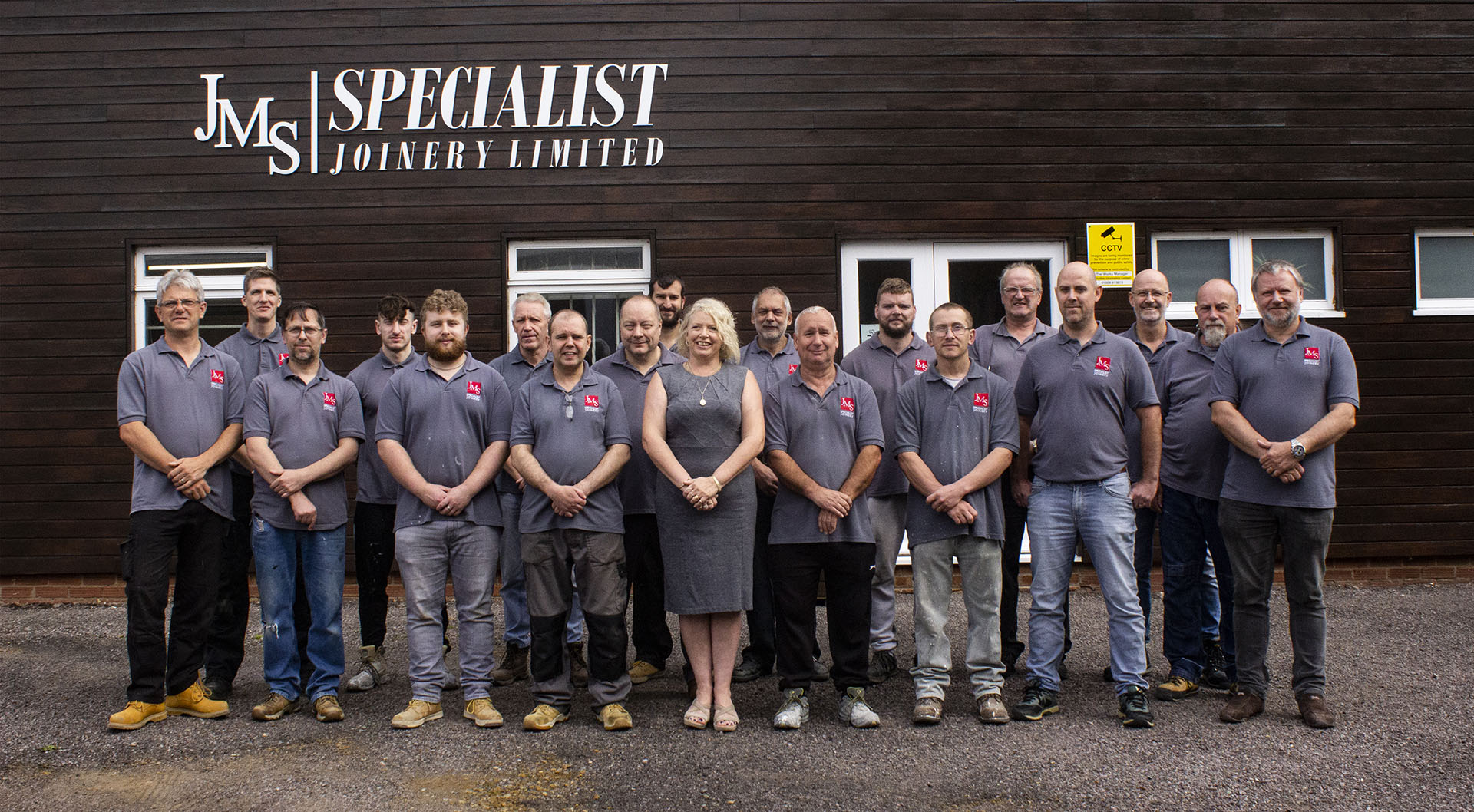 About JMS Specialist Joinery