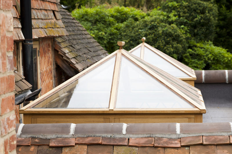 bespoke roof lanterns,